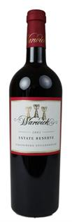 Warwick Estates Estate Reserve 2001 750ml